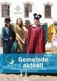 Gemeinde aktuell 5/6 2011 - Jakobikirche