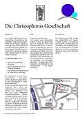 Die Firma und ihre Filialen - Christophorus Gesellschaft - Seite 4