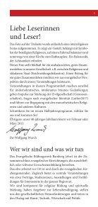 Evangelisches Bildungswerk Bamberg Oktober ... - ebw Bamberg - Seite 5