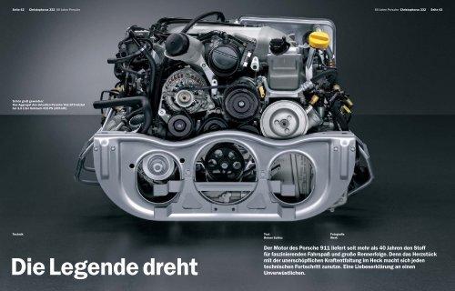 Die Legende dreht - Porsche