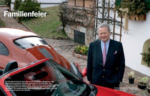 Familienfeier - Porsche