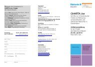 CHARTA live - End-Of-Life-Care