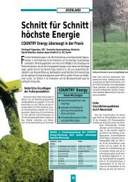 COUNTRY Energy - DSV