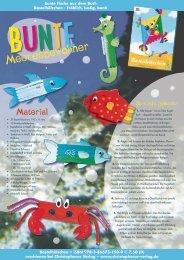 Bunte Meeresbewohner - OZ Verlag