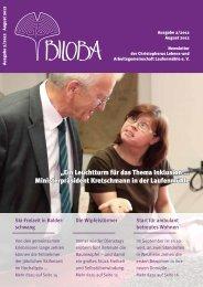 biloba August 2012 - Christopherus / Lebens- und ...