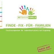 FindeFix Familienwegweiser - Lernende Region Heilbronn-Franken