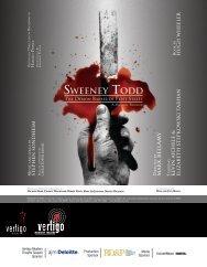SWEENEY TODD study guide.pdf - Vertigo Theatre