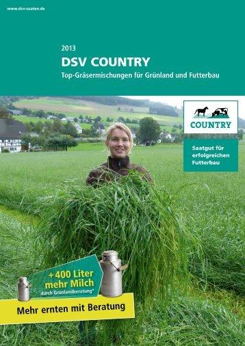 DSV COUNTRY - Saatgut für erfolgreichen Futterbau 3,37