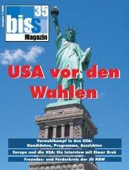 Europa und die USA - Junge Union NRW