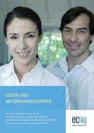 Vision und Werte | PDF - eC4u