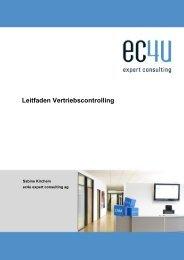 Leitfaden Vertriebscontrolling - eC4u