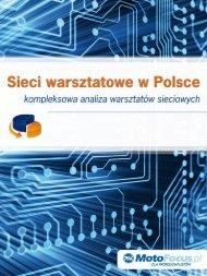 5. Dystrybucja części zamiennych w Polsce - MotoFocus