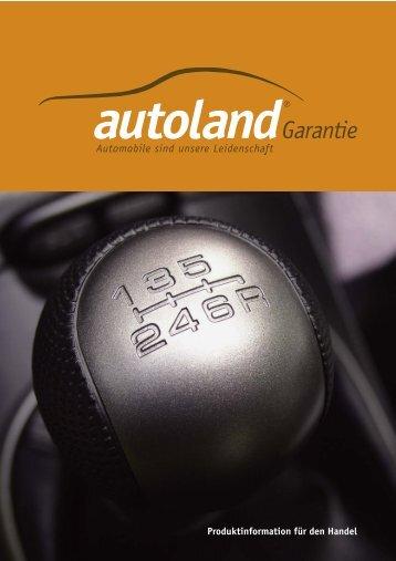 autoland Garantie - ANAG