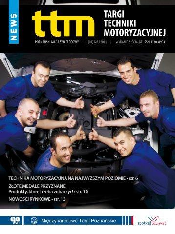 TARGI TECHNIKI MOTORYZACYJNEJ - TTM - Międzynarodowe ...