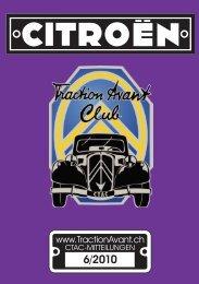 Service - Citroen Traction Avant Club Switzerland