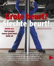 Grote Beurt - De Jong's Autobedrijven