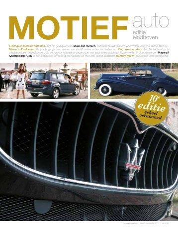 editie geheel vernieuwd - AutoMotief Magazine