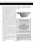 July / August 2009 - Florida College of Emergency Physicians - Page 5