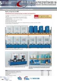 Combi-Regale - DT Lagersysteme