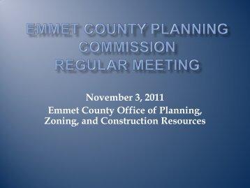 2011-11-03 - Emmet County