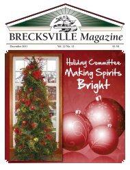 BRECKSVILLE Magazine - ScripType Publishing