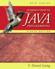 Introduction to Java Programming, 8th Edition.pdf - Expect us