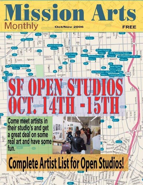 Oct/Nov 2006 pdf - Mission Arts Monthly