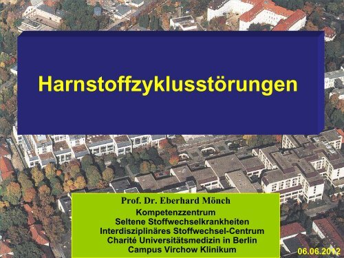 Harnstoff - Interdisziplinäres Stoffwechsel-Centrum