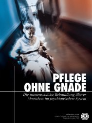 Pflege ohne gnade - Wuala
