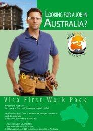 AUSTRALIA? - Visa First
