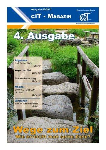 4. Ausgabe - ciT GmbH