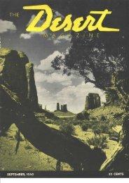 194909-DesertMagazin.. - Desert Magazine of the Southwest