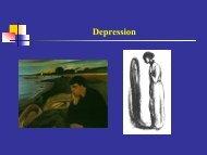 Depression - Medizinische Universität Graz