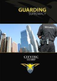 Download Profile - Citytec