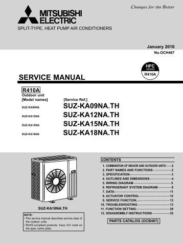 Espar repair Manual