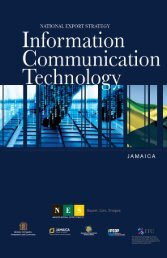 ICT Export Strategy - Jamaica Trade and Invest