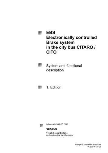 Tebs e2 system description 13 inform wabco ebs in the city bus citaro cito inform wabco swarovskicordoba Choice Image