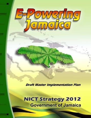 Draft Master Implementation Plan for the E-Powering Jamaica