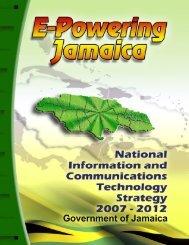E-Powering Jamaica 2012 -draft June07 - Ministry of Energy