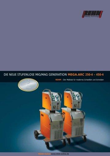MEGA.ARC 250-4