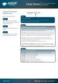 Clara - Andor Technology - Page 4