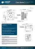 Clara - Andor Technology - Page 5