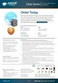 Clara - Andor Technology - Page 6