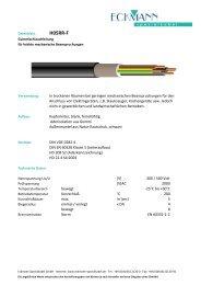 H05RR-F - bei Eckmann-Spezialkabel.de