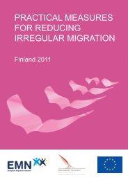 practical measures for reducing irregular migration - Euroopan ...