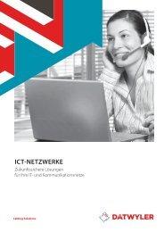 Dätwyler - ICT-Netzwerk Gesamtkatalog - bei Eckmann ...