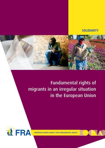 Fundamental rights of migrants in an irregular situation - European ...