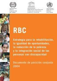 Estrategia para la rehabilitación, la igualdad de ... - libdoc.who.int