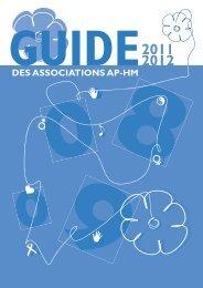 Guide des associations (fichier PDF) - CHU Marseille