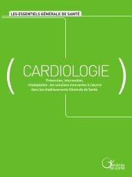 Essentiel Cardiologie septembre 2009 - Générale de Santé